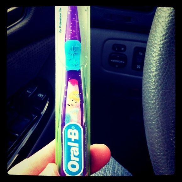 My New Toothbrush
